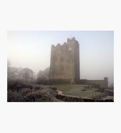 Dysart O Dea castle Photographic Print