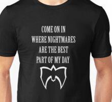 Ultimate Warrior Nightmares Unisex T-Shirt