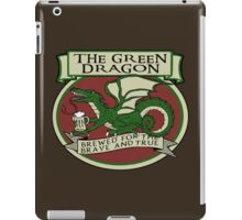 The Green Dragon iPad Case/Skin