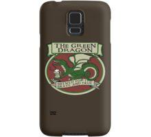 The Green Dragon Samsung Galaxy Case/Skin