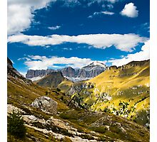 dolomite alps Photographic Print