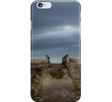 Melmerby Beach Boardwalk iPhone Case/Skin