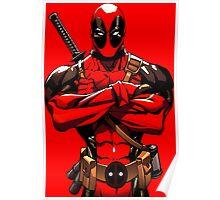 Serious Deadpool Poster