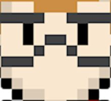 Patrick Stump Pixel  Sticker