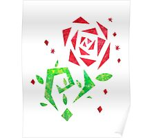 my Rose Poster