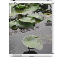 Swamp iPad Case/Skin