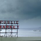 Pike Place by ChrisRadek