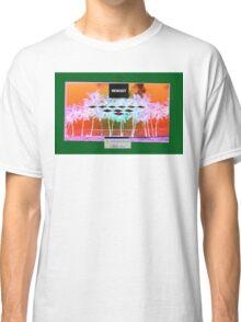 Palm Grid Classic T-Shirt