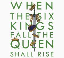 Queen Rises 3/5 by PokeNarMew
