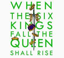 Queen Rises 3/5 Unisex T-Shirt