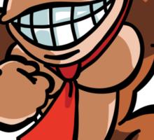 Plain DK Sticker