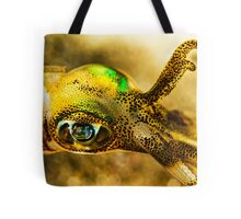 Squid Eye Tote Bag