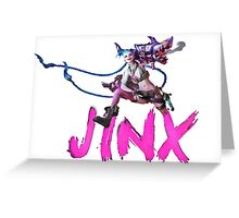 Jinx Greeting Card