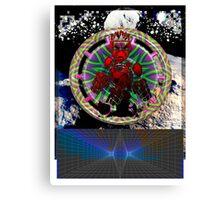 TeleRobot Canvas Print