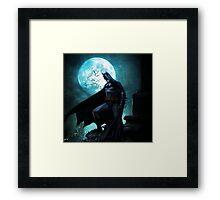 Batman Gotham Knight Framed Print