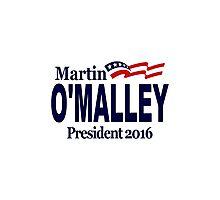 Martin O'Malley 2016 Photographic Print