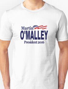 Martin O'Malley 2016 T-Shirt