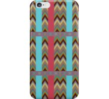 Southwestern Chevron iPhone Case/Skin