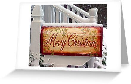 Merry Christmas by Karen Checca