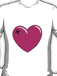 Jesus Love - Purple/Pink T-Shirt