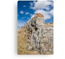 Rattlesnake Country Canvas Print