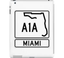 A1A - Miami iPad Case/Skin