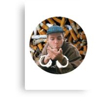 Mac Demarco - Chained By His Cigarettes [PLAIN] Canvas Print