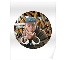 Mac Demarco - Chained By His Cigarettes [PLAIN] Poster
