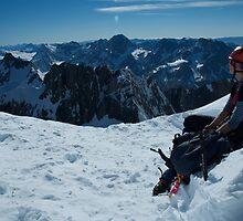 Summit serenity  by GaryMcKiernan