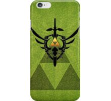 Zelda Link Triforce iPhone Case/Skin