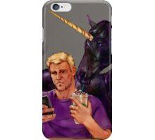 futzing magic iPhone Case/Skin