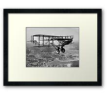 The Fairey 3F  Framed Print