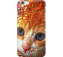 Meet Redbubble Cat! iPhone Case/Skin