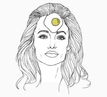 Egg Series: Angelina Jolie by AngelSkin