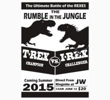 The Rumble in the Jungle Kids Clothes