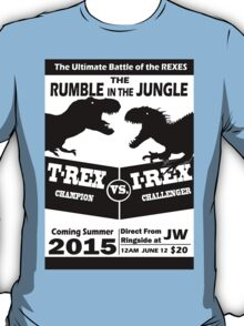 The Rumble in the Jungle T-Shirt