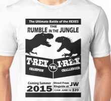 The Rumble in the Jungle Unisex T-Shirt