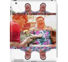 The Nedry Collection - Don't Get Cheap on Me iPad Case/Skin
