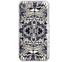 Black and White Abstract 2015 iPhone Case/Skin