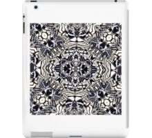 Black and White Abstract 2015 iPad Case/Skin