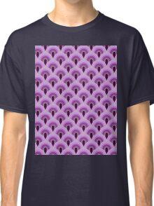 Pattern Retro Style Classic T-Shirt