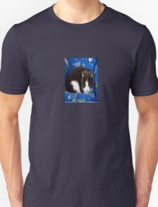 Winter Kitty Cuddles T-Shirt