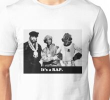 it's a rap. Unisex T-Shirt