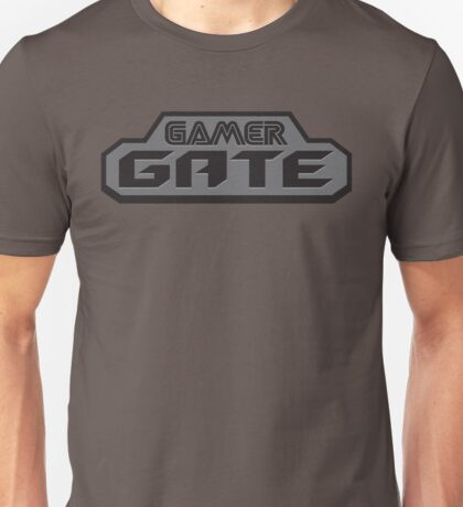 #GamerGate Sega Genesis Logo Unisex T-Shirt