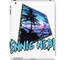 The Nedry Collection - The Magic Word iPad Case/Skin