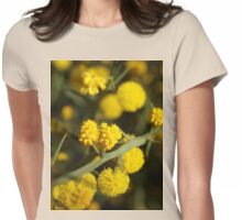 Acacia alata (2) Womens Fitted T-Shirt