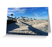Jekyll Island Greeting Card