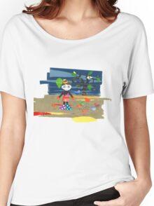 NeckFace Women's Relaxed Fit T-Shirt