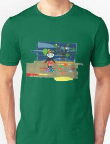 NeckFace Unisex T-Shirt
