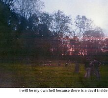 teen suicide- i will be my own hell because there is a devil inside my body by kawaiigaythug